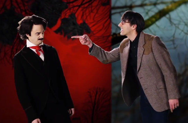 Stephen King VS Edgar Allan Poe, l'Epic Rap Battle de l'horreur