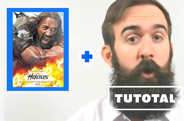Tutotal #19 – Hercules, où ça parle de barbe