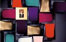Les plus beaux vernis Yves Saint Laurent — Le remix beauté