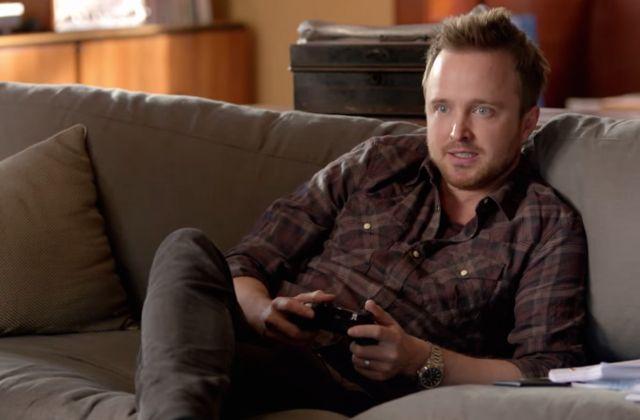 Une pub Xbox avec Aaron Paul allume les consoles des spectateurs