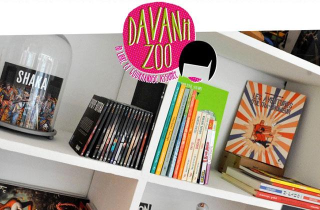 Le Zoo Bag, le bon plan BD de la librairie Davanh Zoo !
