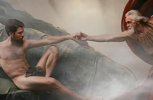 Le clip de The Story of Gods and Men, de Skip The Use