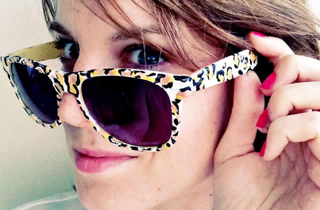 DIY – Des lunettes de soleil léopard