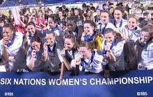 Rencontre avec l'équipe de France féminine de rugby !