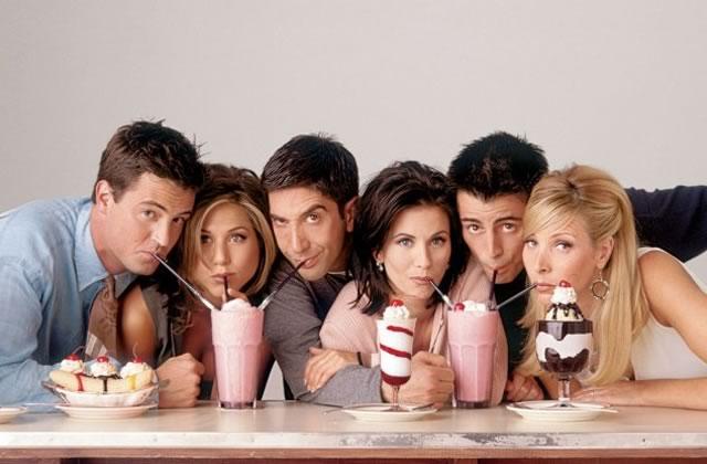 Un épisode de Friends sans aucune blague : la vidéo-supplice