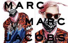 Marc Jacobs et ses égéries castées sur Instagram