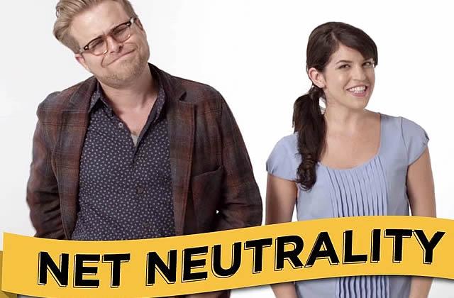 La neutralité du net selon CollegeHumor