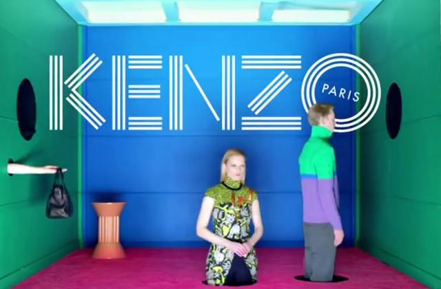 La publicité absurde de Kenzo x ToiletPaper