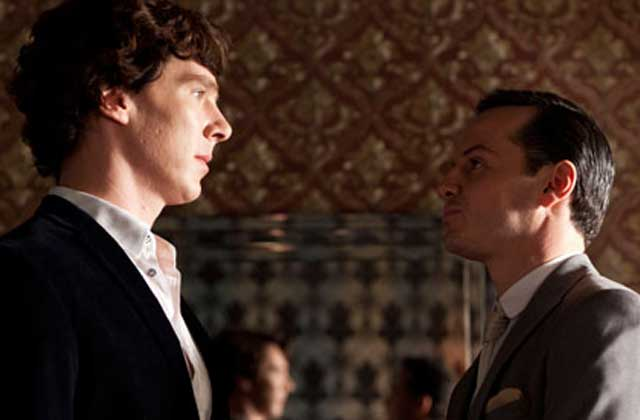 Les théories de la mauvaise foi — Sherlock et Moriarty