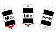 Offre un slip à ton téléphone avec Mobilepants !