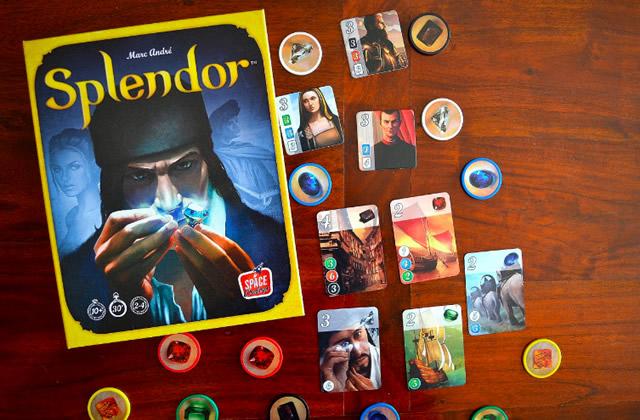 Splendor et Koryo, deux jeux à découvrir — Jouons en société !