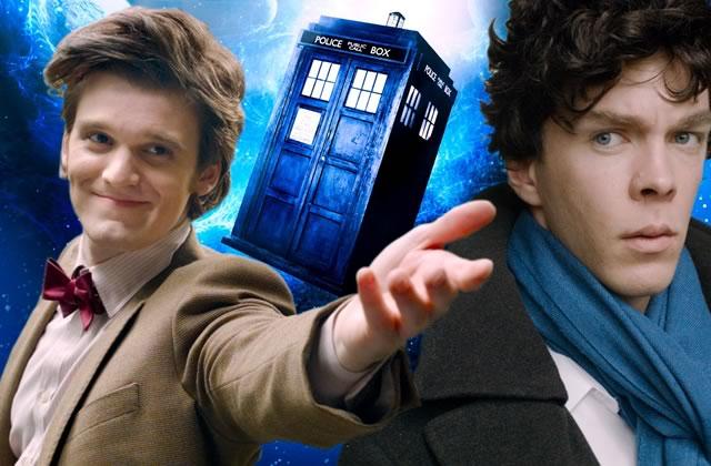 Doctor Who VS Sherlock en comédie musicale