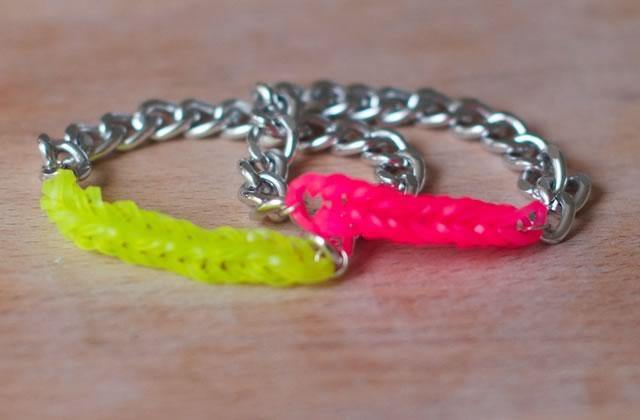 DIY — Les bracelets loom, la tendance de l'été 2014