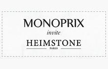 Monoprix s'associe à Heimstone pour une collection exclusive