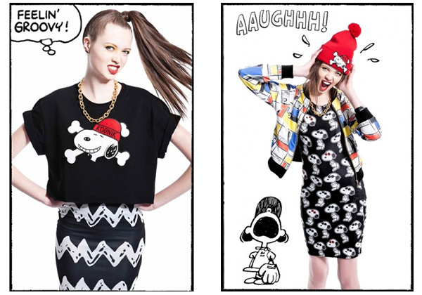 Rodnik sort une collection Snoopy !