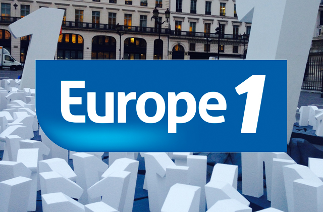 Europe 1 investit la Place de la Bourse