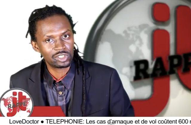 Un journal en rap franco-wolof sur YouTube