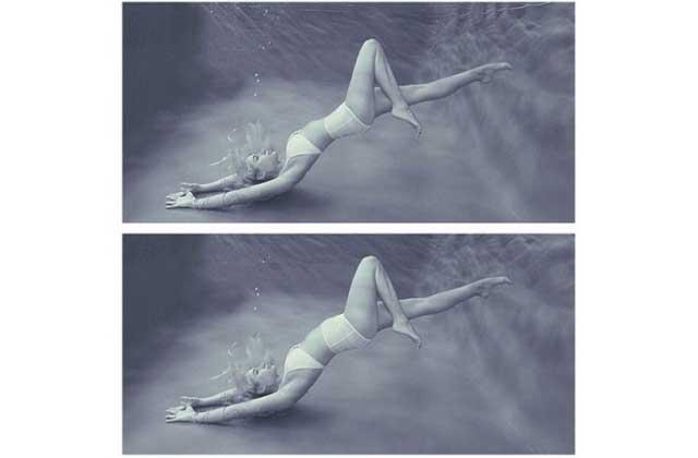 Une mannequin pour maillots de bain se révolte contre son image photoshoppée