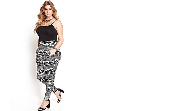 Les pantalons — La sélection « grandes tailles»