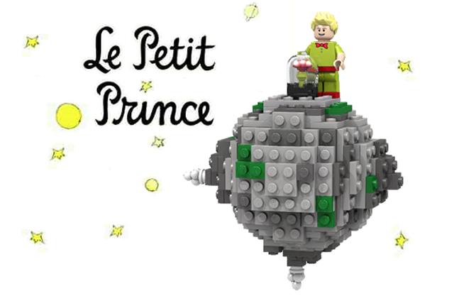 Le Petit Prince… en LEGO ?