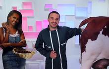 Jérôme Niel, dans «Speakerine », décortique le programme télé