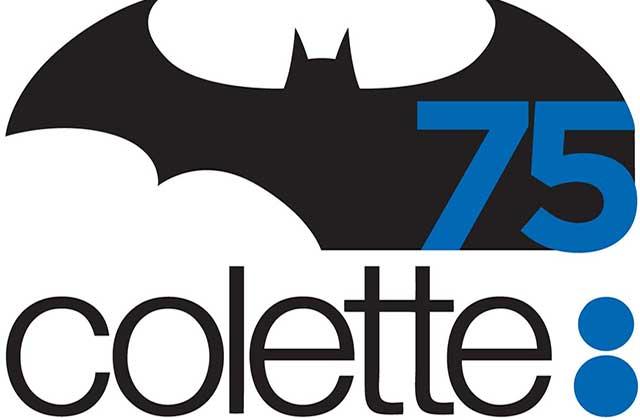 Batman à l'honneur chez Colette pour ses 75 ans