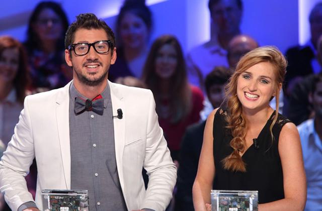 Alison Wheeler et Monsieur Poulpe font la Météo de Canal +