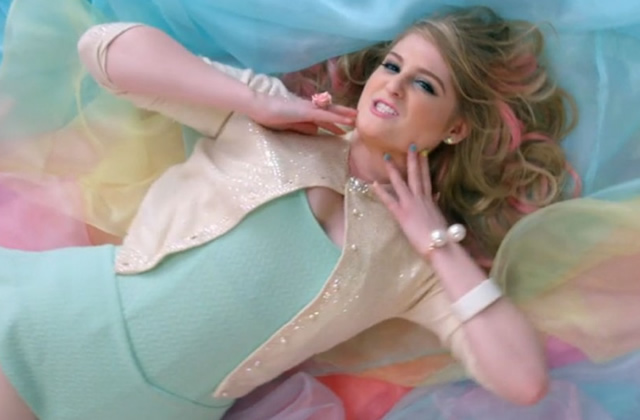 All About That Bass, l'hymne aux rondeurs controversé de Meghan Trainor
