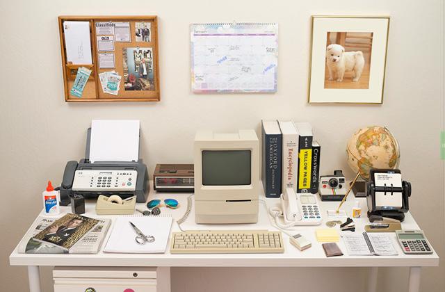 Mon bureau mon joyeux bordel À voir