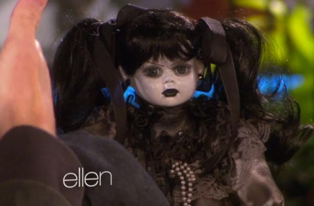 Channing Tatum terrorisé par… des poupées en porcelaines
