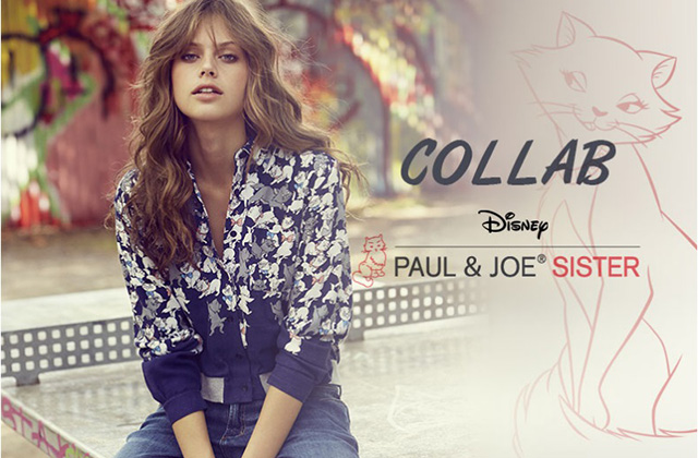 La collection Aristochats de Paul & Joe Sister