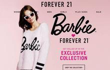 La collection Barbie par Forever21