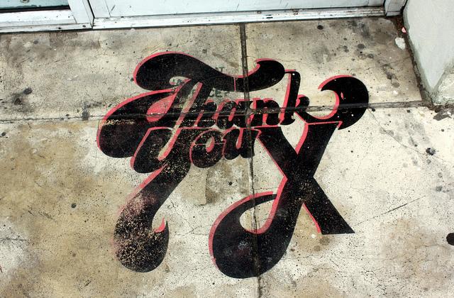Et si dire «merci » pouvait nous aider à nous faire des potes ?