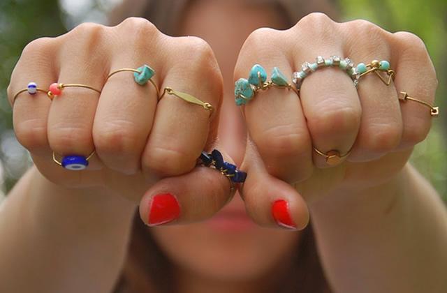 DIY — De petites bagues pour décorer ses mimines