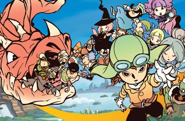 Fantasy Life, un super RPG sur Nintendo 3DS