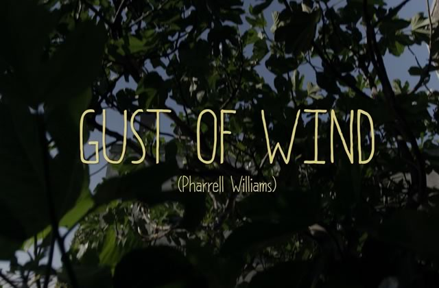 Gust of Wind de Pharrell Williams repris par Waxx et Morgane Imbeaud