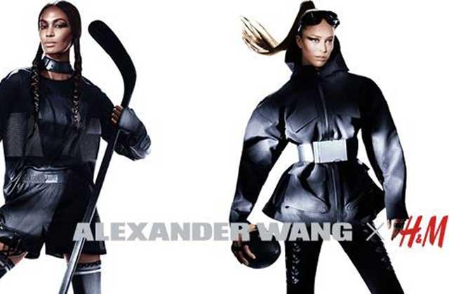 H&M x Alexander Wang : ça y est, la collection est sortie !