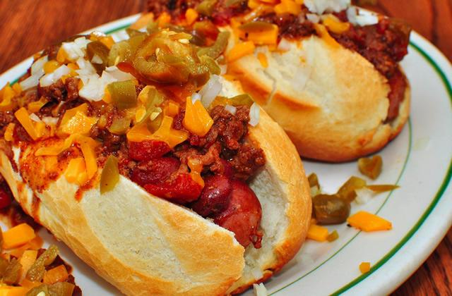 Le hot dog le plus cher du monde est un peu trop foufou