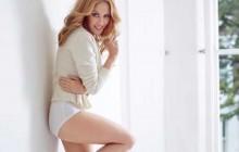 Kylie Minogue est la nouvelle égérie Sloggi