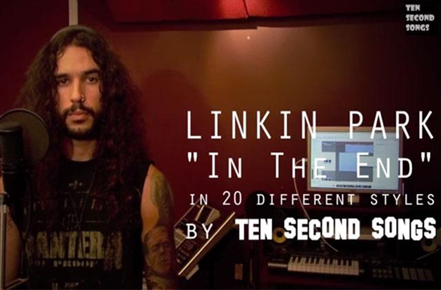 Linkin Park repris dans 20 styles différents