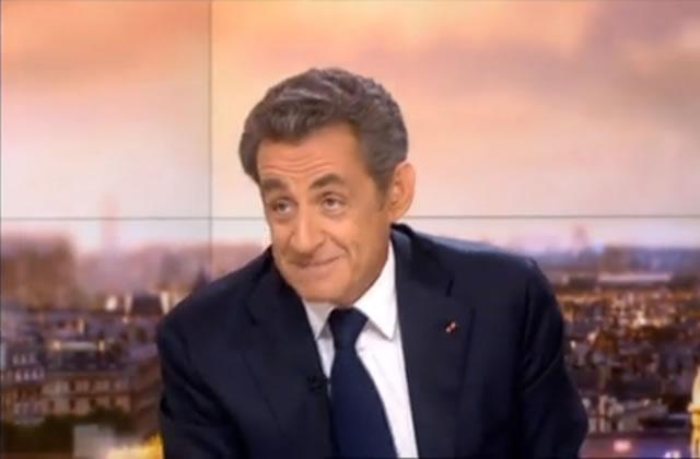 Nicolas Sarkozy drague la Manif Pour Tous