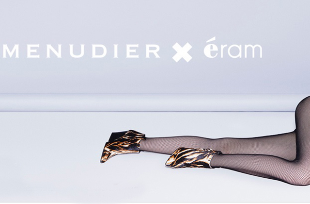 Rodolphe Menudier x Eram : la collection capsule exclusive