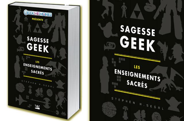 Sagesse Geek, le livre qui décrypte les citations de la pop-culture