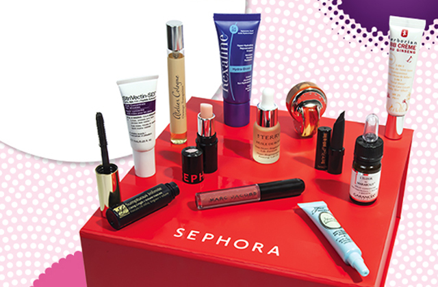 La Sephora Box spéciale rentrée 2014 est disponible !