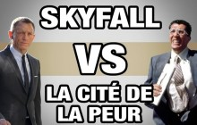 Skyfall VS La Cité de la Peur, le mashup dont on n'osait rêver