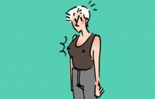 Libérons les tétons ! — Le dessin de Cy.