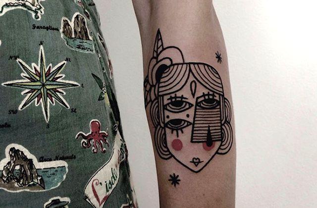 5 tatoueurs à suivre sur Instagram #2