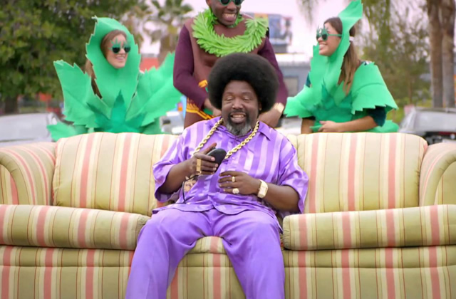 Afroman remixe son « Because I Got High » 13 ans après