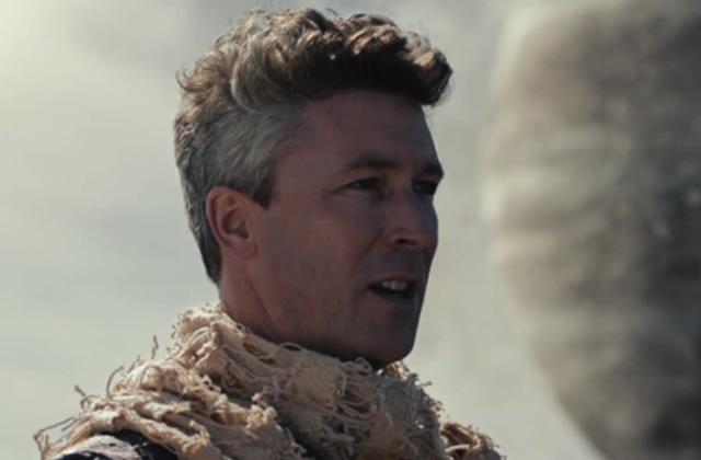 Aiden «Littlefinger »Gillen au coeur d'«Ambition », un fantastique court-métrage de science-fiction