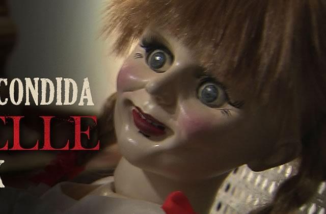 «Annabelle » inspire un canular… interdit aux cardiaques